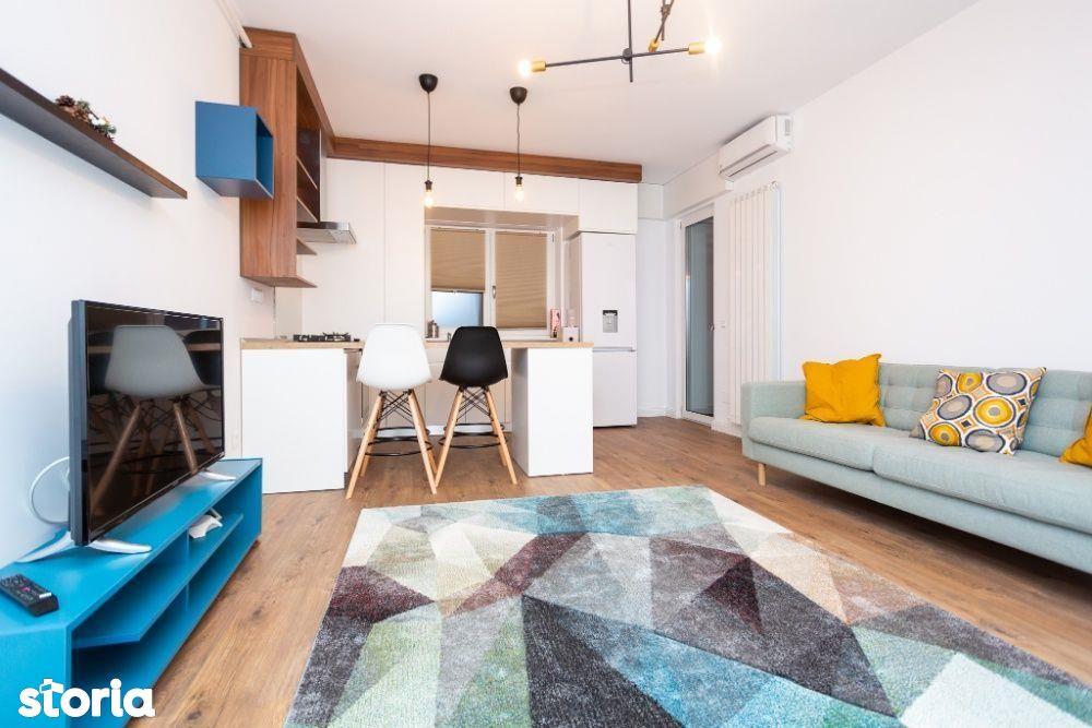 Apartament de inchiriat, București (judet), Bulevardul Basarabia - Foto 1