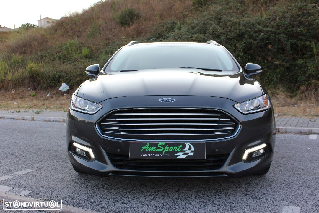 Ford Mondeo SW 1.5 TDCI ECONETIC BUSINESS - 2