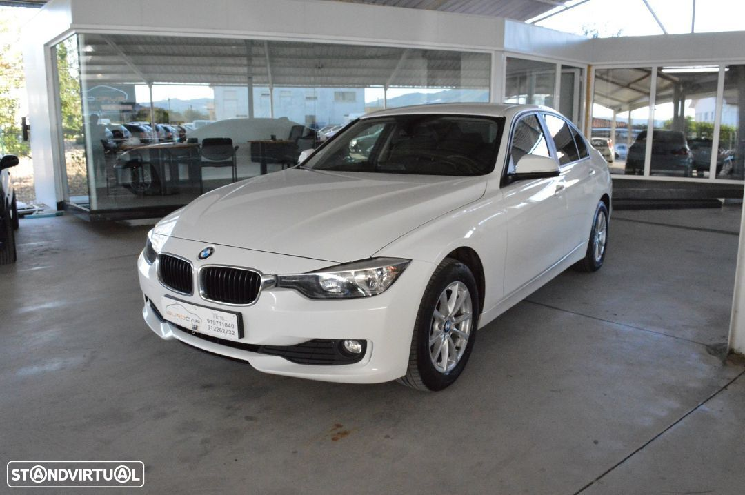 BMW 316 D Luxury - 1