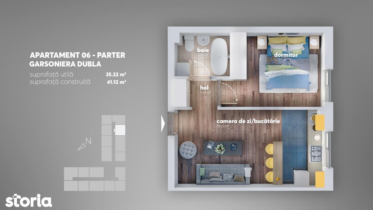 Apartament de vanzare, București (judet), Apărătorii Patriei - Foto 1