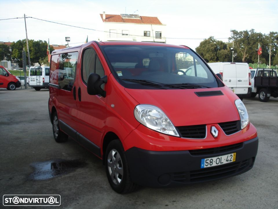 Renault trafic 2000 dci - 2