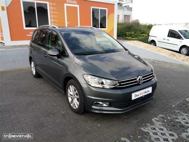 VW Touran 1.6 TDI Confortline - 1