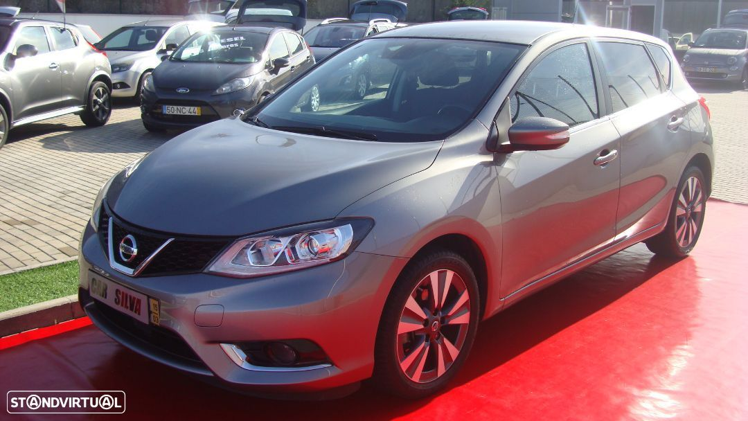 Nissan Pulsar 1.2 DIG-T CONNECT/GPS - 1