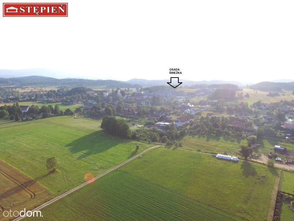 Działka na sprzedaż, Łomnica, jeleniogórski, dolnośląskie - Foto 4