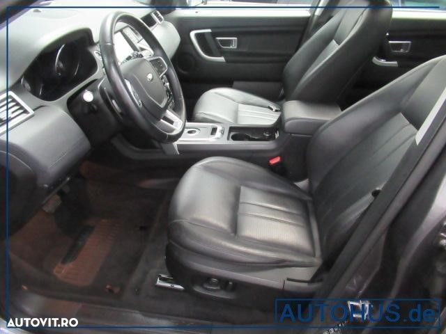 Land Rover Discovery Sport - 7