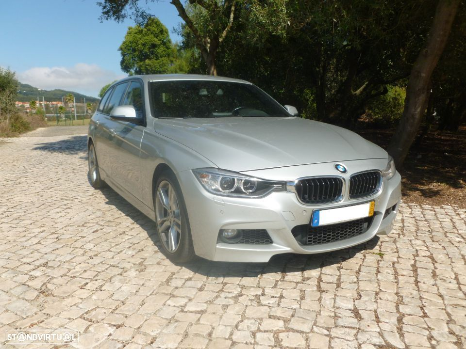 BMW 330 d Touring Pack M 258cv - 2