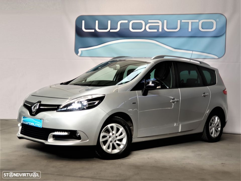 Renault Grand Scénic 1.5Dci Limited - 1