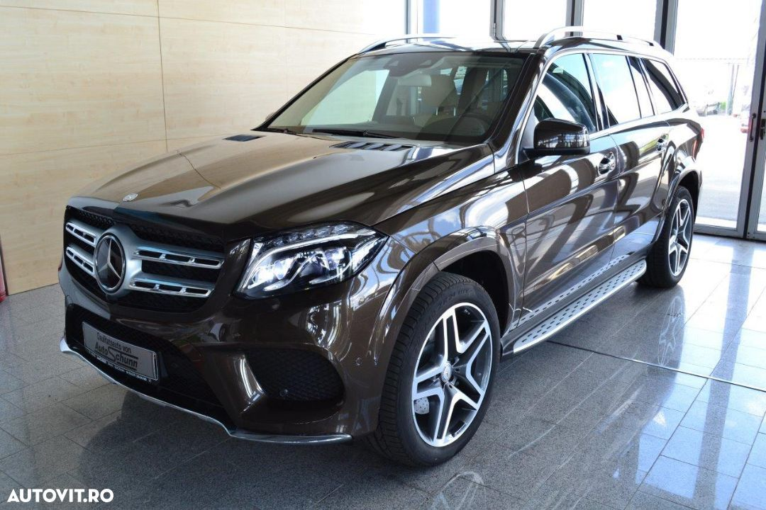 Mercedes-Benz GLS 350 - 1