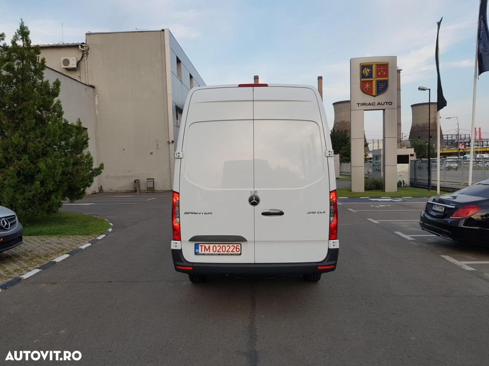 Mercedes-Benz Sprinter 316 KA 14MC NEW MODEL 2018 - 6