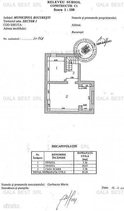 Casa de inchiriat, București (judet), Griviţa - Foto 14
