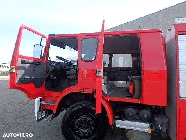 Renault G 230 + MANUAL + FIRE TRUCK + 35889KM ! - 7