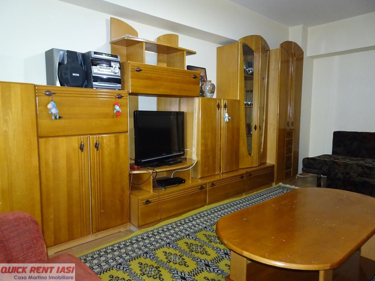 Apartament de inchiriat, Iași (judet), Strada Cuza Vodă - Foto 6