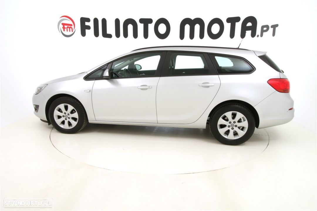 Opel Astra Sports Tourer 1.3 CDTi Selection S/S - 18