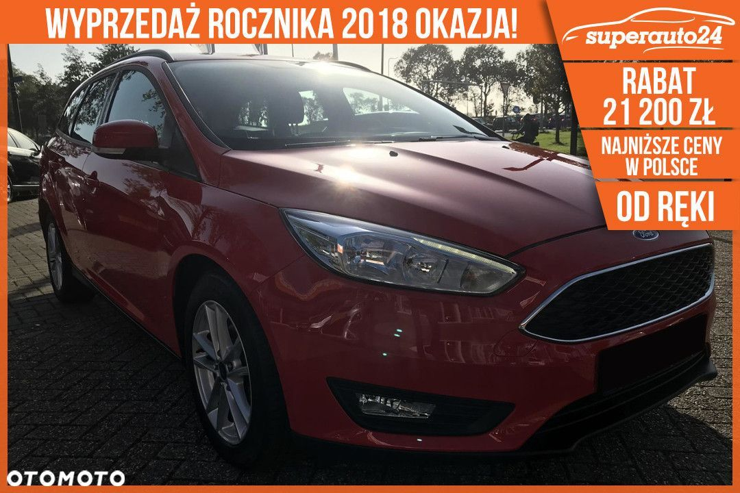 Ford Focus 1.5TDCi 120KM M6'TREND'|Tempomat+ 16