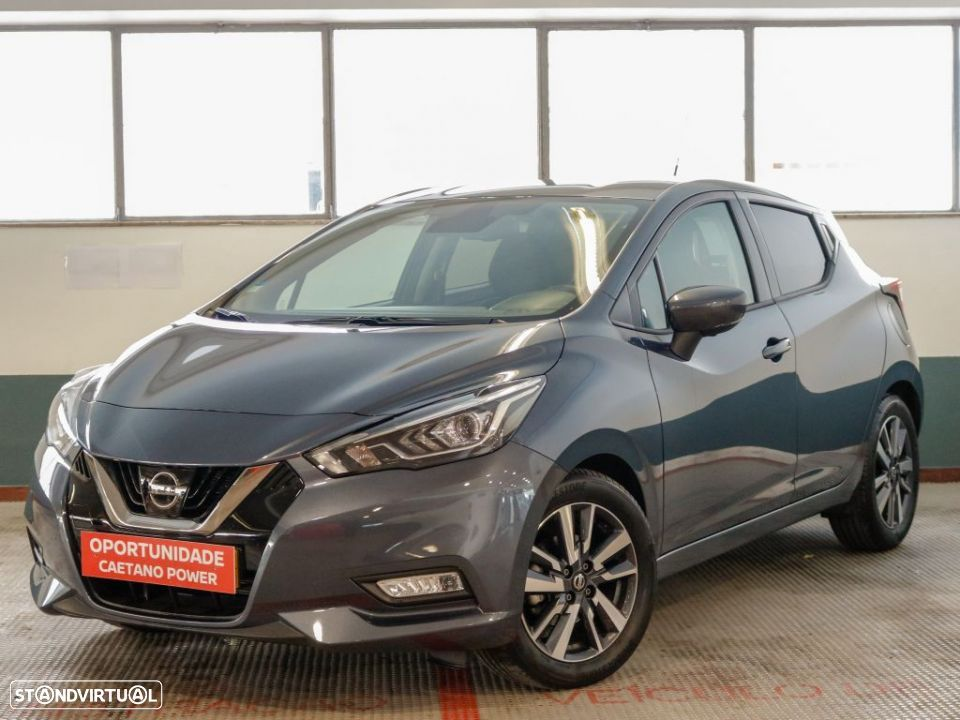 Nissan Micra 1.5dCi 66 kW (90 CV) S&N-Connecta - 1