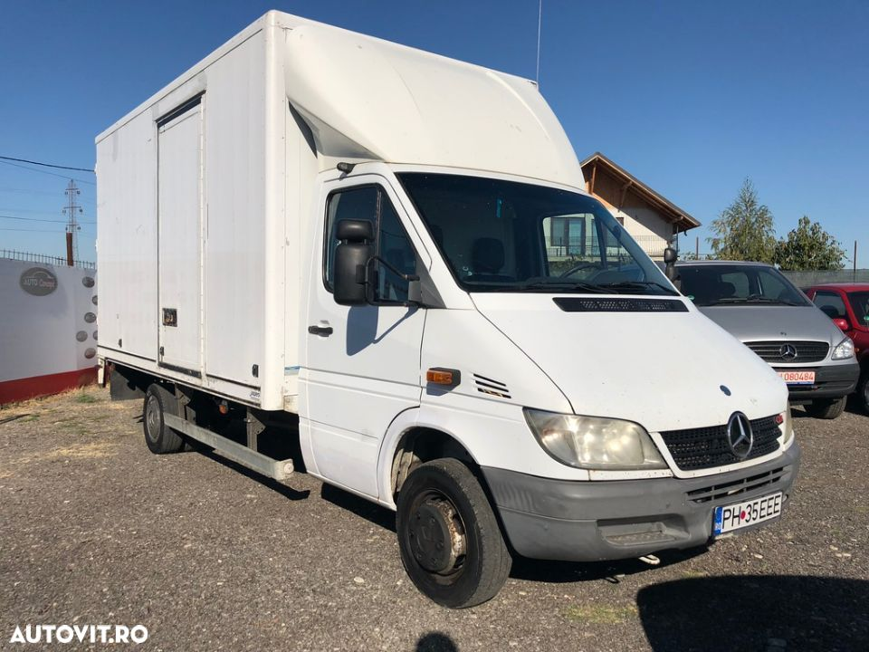 Mercedes-Benz Sprinter 411 cdi - 9