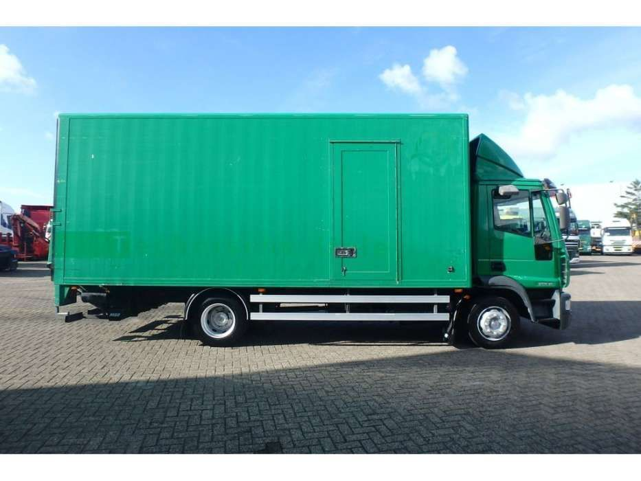 Iveco EuroCargo 120E18 + Manual + Lift - 27