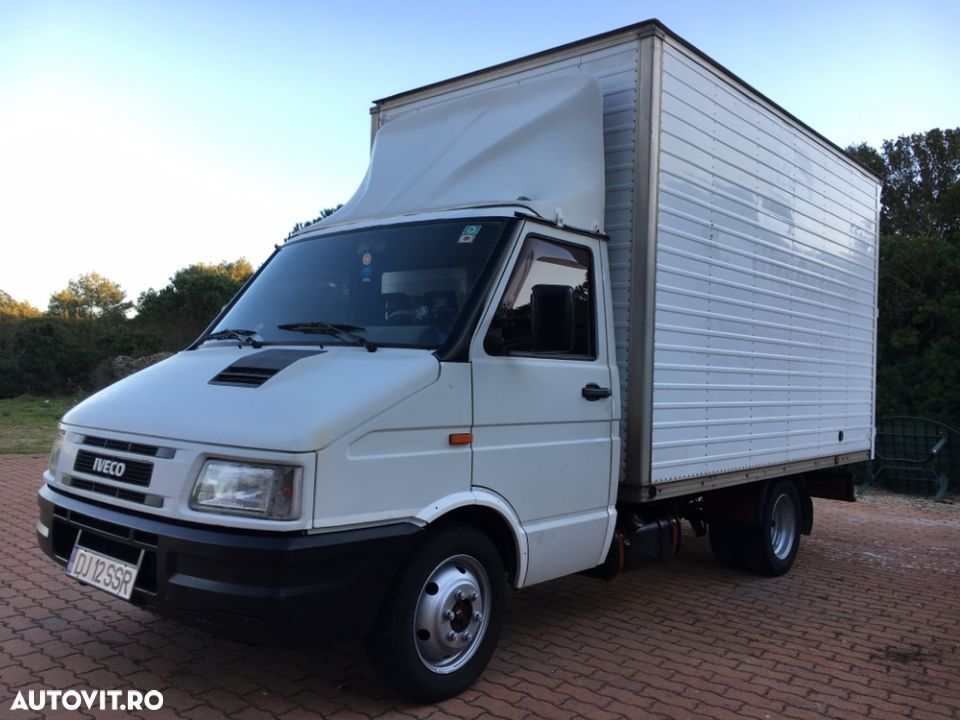 Iveco Turbo Daily - 2