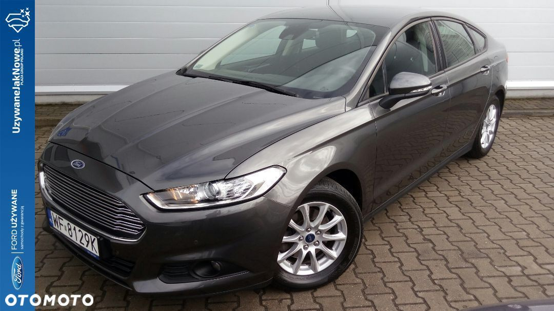 Ford Mondeo Ford Mondeo, Edition, 2.0TDCi, 150KM, 5d, Salon RP, FK17399 - 1