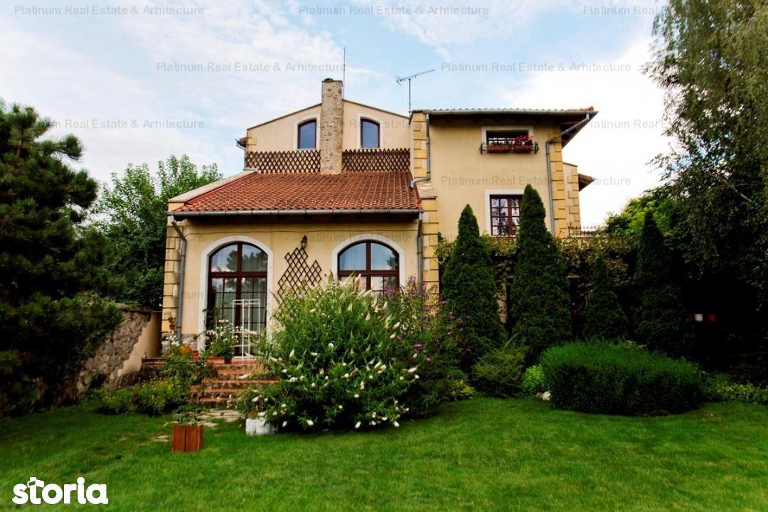 Casa de vanzare, Ilfov (judet), Strada Nicolae Bălcescu - Foto 2