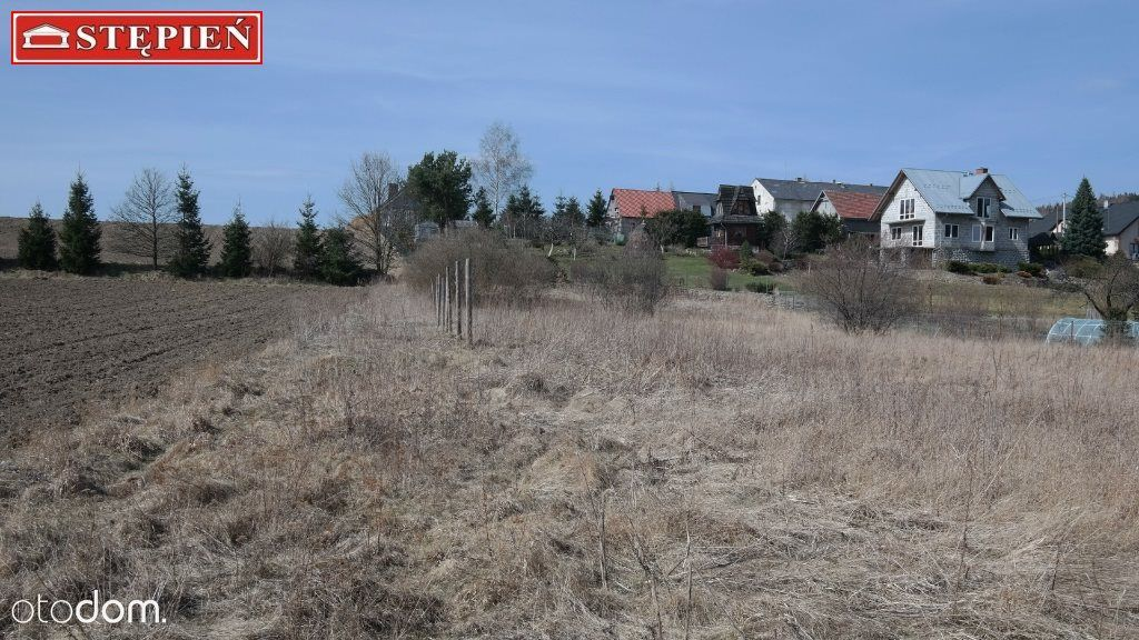 Działka na sprzedaż, Stara Kamienica, jeleniogórski, dolnośląskie - Foto 1