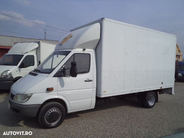 Mercedes-Benz Sprinter 416 - 1