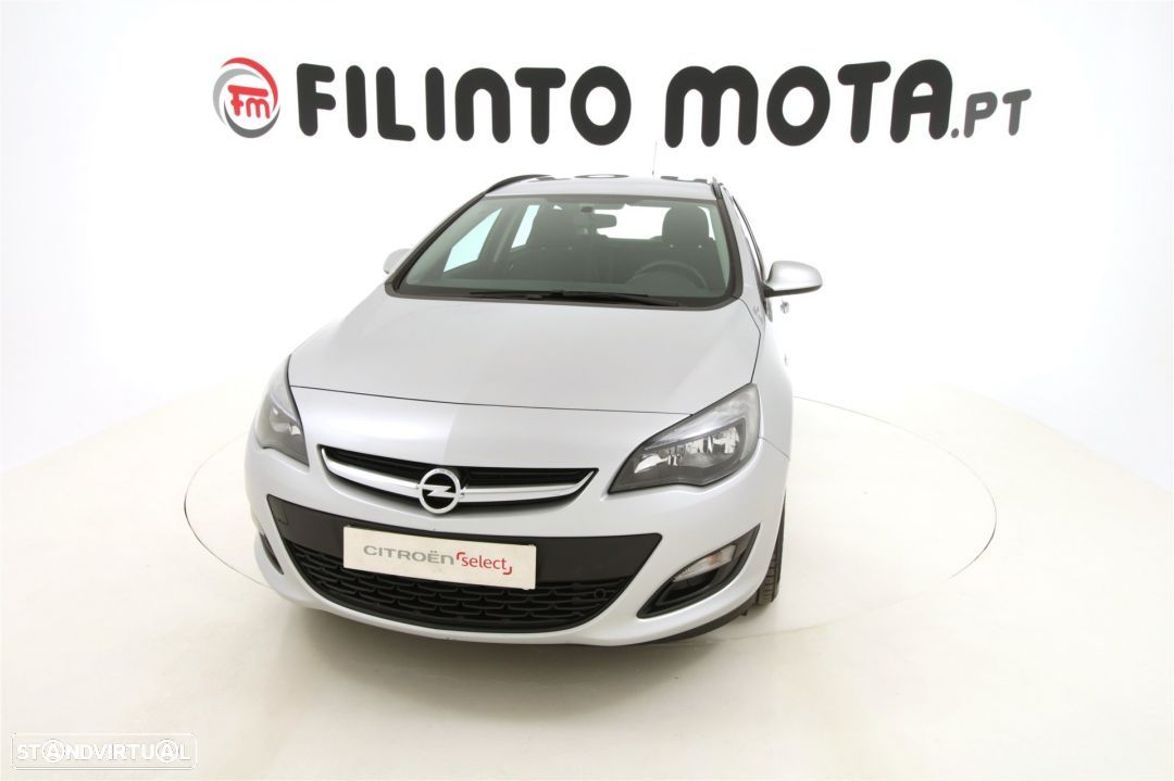 Opel Astra Sports Tourer 1.3 CDTi Selection S/S - 27