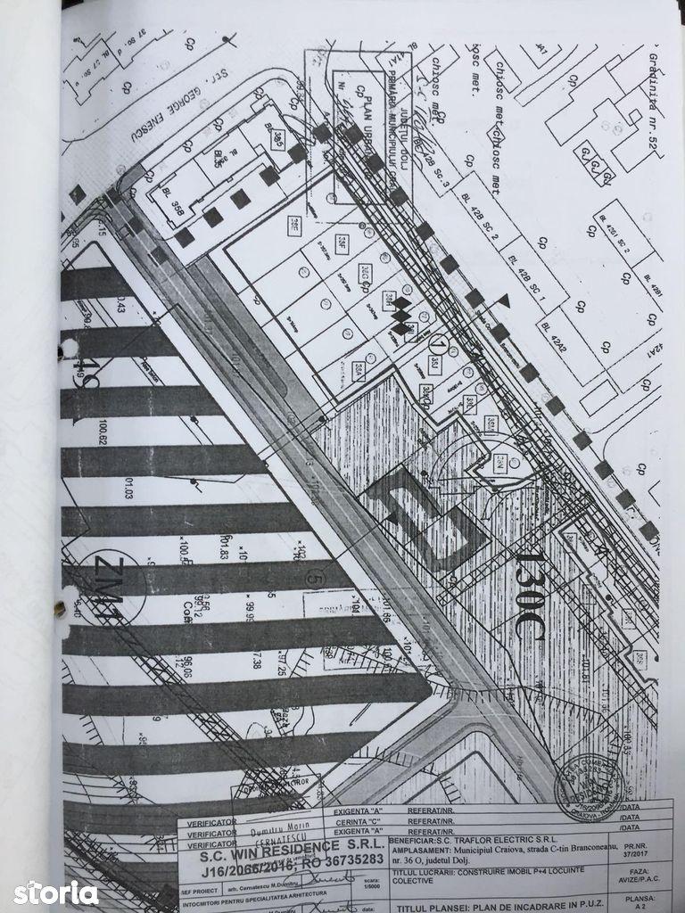 Teren de Vanzare, Dolj (judet), George Enescu - Foto 2