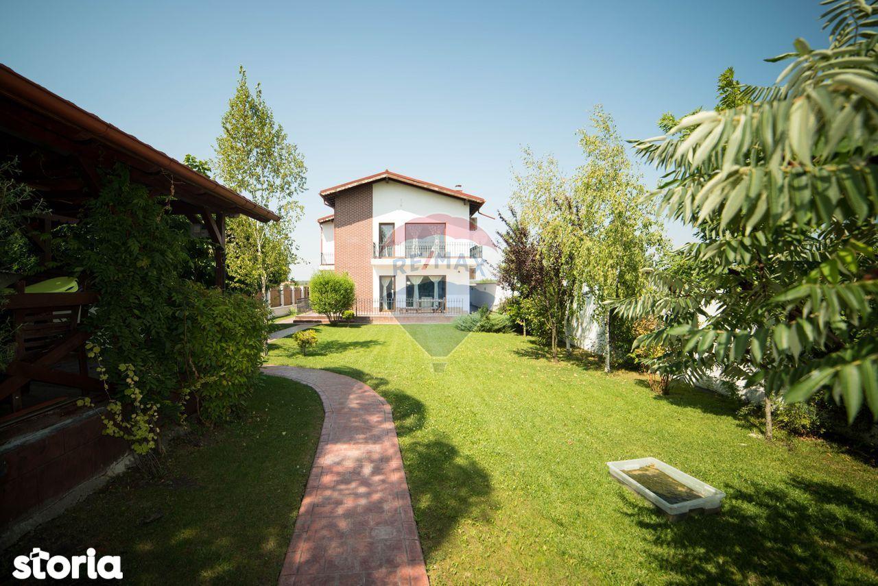 Casa de vanzare, Ilfov (judet), Strada Bujorului - Foto 2