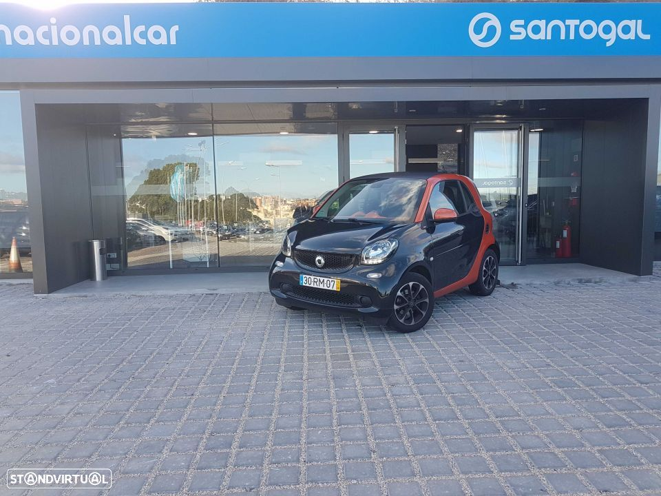 Smart ForTwo (0.9 Passion 90) - 1