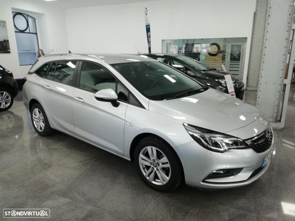 Opel Astra Sports Tourer 1.0 T Active - 1