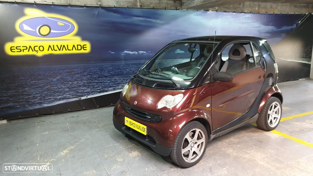 Smart ForTwo Passion - 11