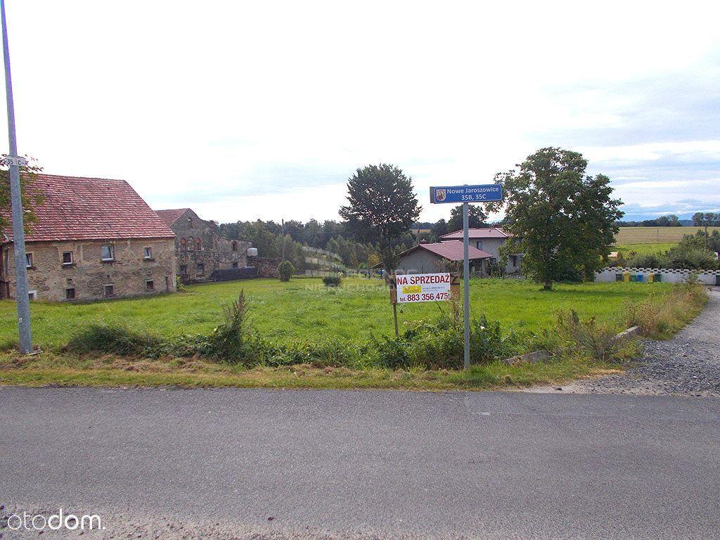 Działka na sprzedaż, Nowe Jaroszowice, bolesławiecki, dolnośląskie - Foto 2