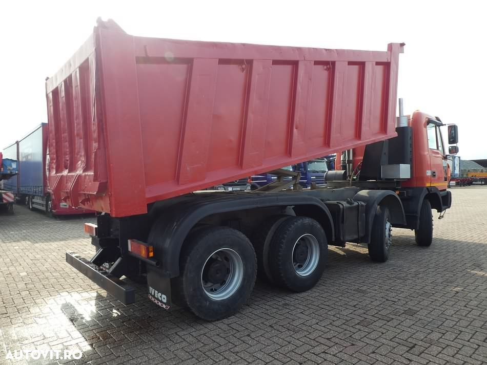 Iveco ASTRA HD 84.45 8X4 FULL STEEL 17M3 - 3