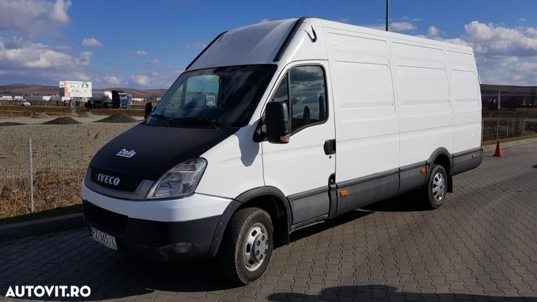 Iveco Daily 35C15 Maxi - 2