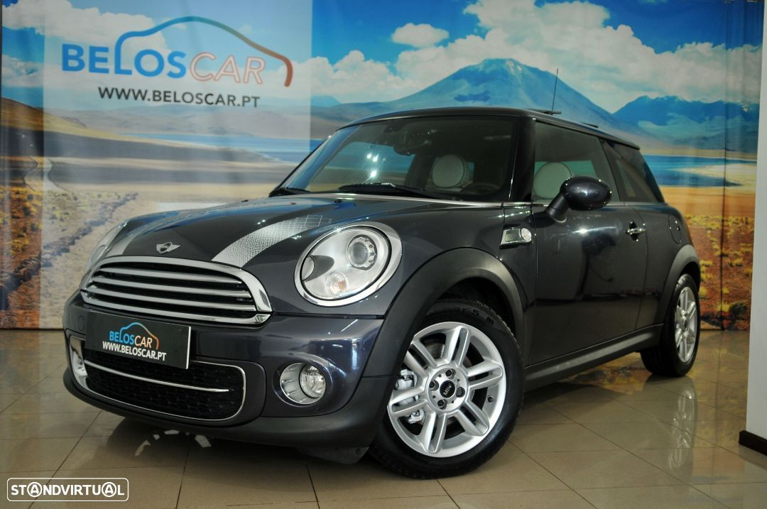 MINI Cooper D **MINI YOURS HIGHCLASS GREY** TOP - 1