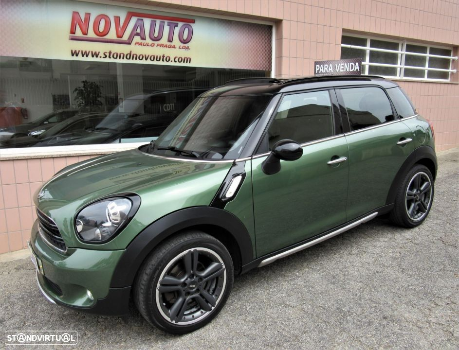 MINI Countryman Cooper D - 1