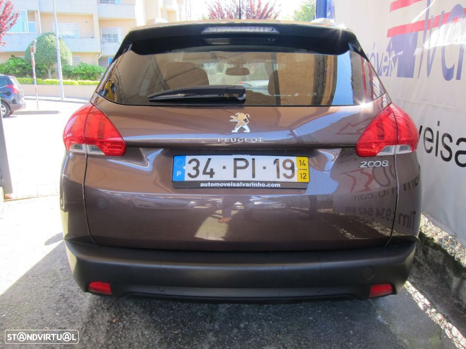 Peugeot 2008 1.4 HDi Active - 21