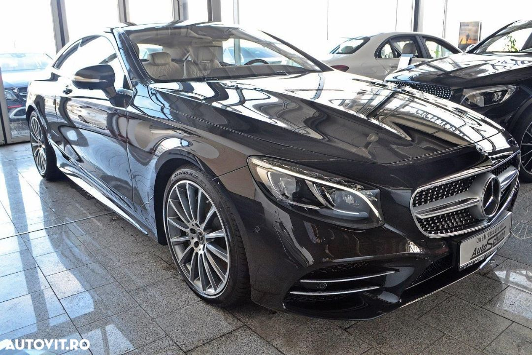 Mercedes-Benz S450 Coupe - 2