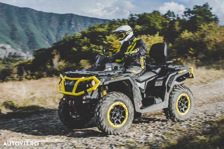 Can-Am Outlander Max - 1