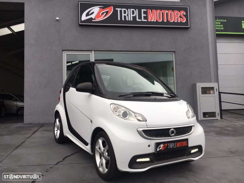 Smart ForTwo pulse - 1