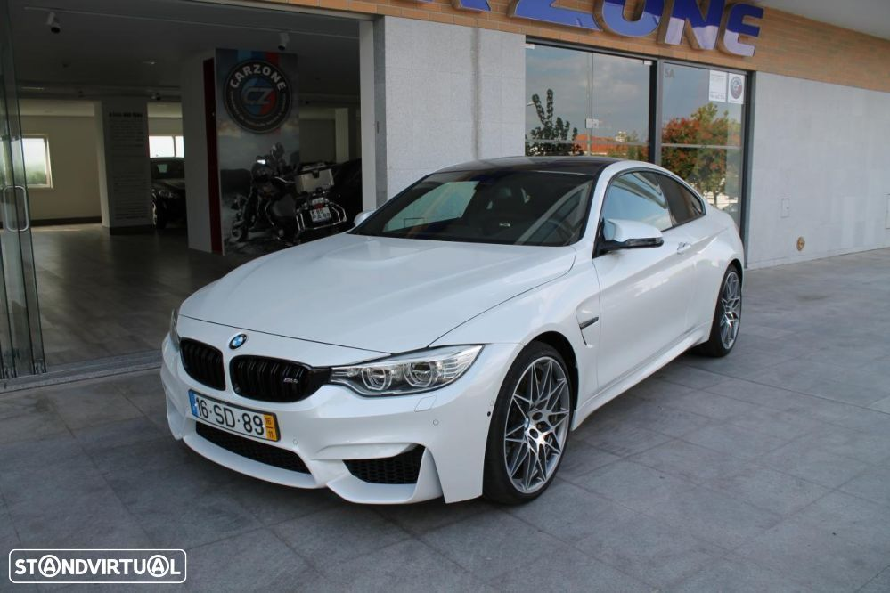 BMW M4 COUPE COMPETITION 450 CV - 2