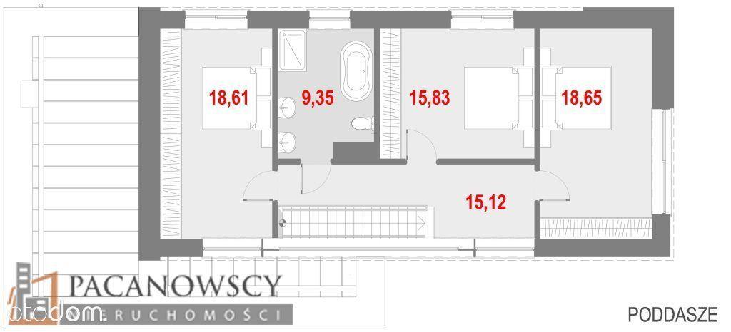 Dom na sprzedaż, Bibice, krakowski, małopolskie - Foto 14