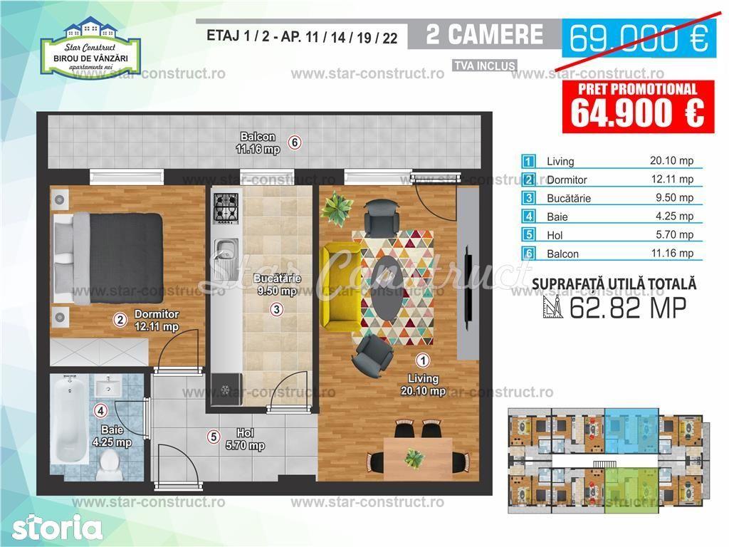 Apartament de vanzare, Bucuresti, Sectorul 3, Balta Alba - Foto 6