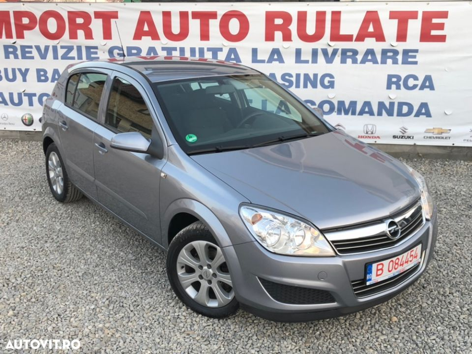 Opel Astra H - 32