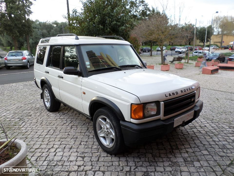 Land Rover Discovery Td5 - 1