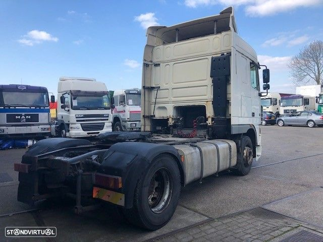 DAF FT XF95-430 SPACECAB (MANUAL GEARBOX / ZF-INTARDER / HYDRAULIC KIT / AIRCONDITIONING) - 3