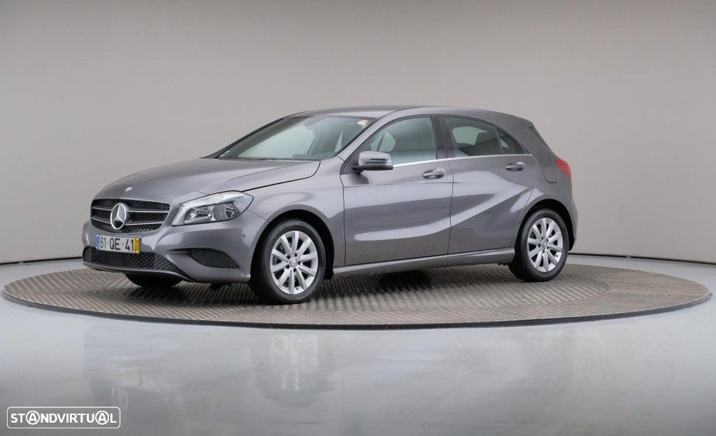 Mercedes-Benz A 180 A CDi BE Style, 180 CDi BlueEfficiency Style - 1