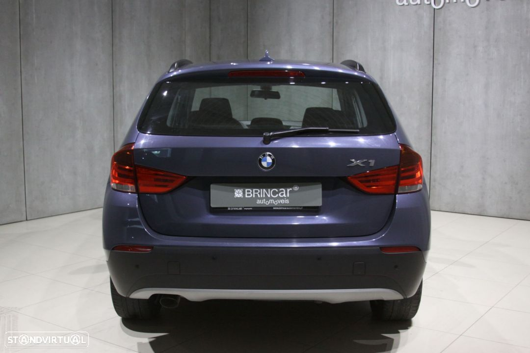 BMW X1 18d sDrive (143cv) - 10