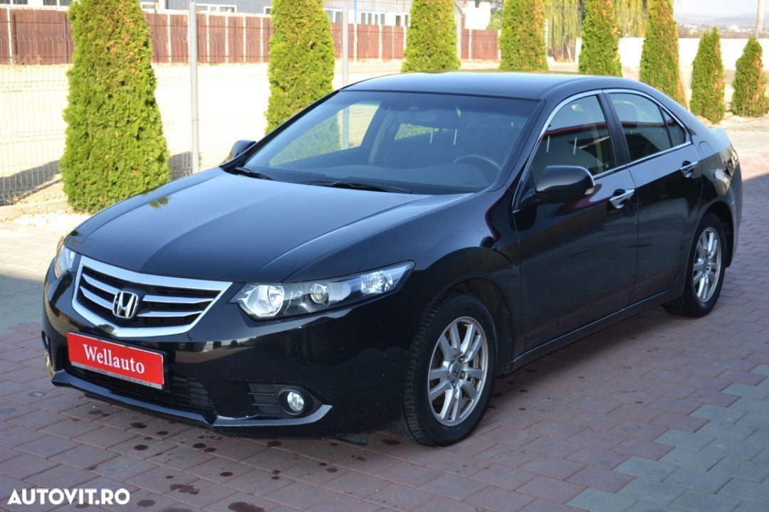 Honda Accord VIII - 1